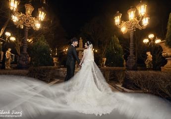 [ 婚紗 ] Steven & Cindy 老英格蘭婚紗搶先看