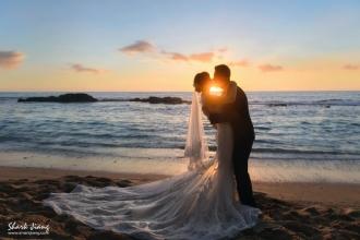 海外婚禮,婚禮紀錄,夏威夷