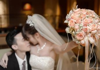 婚禮攝影:James &史東  婚禮錄影:原色陳承毅  婚宴場地:歐華酒店