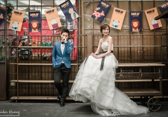 集食行樂婚紗照