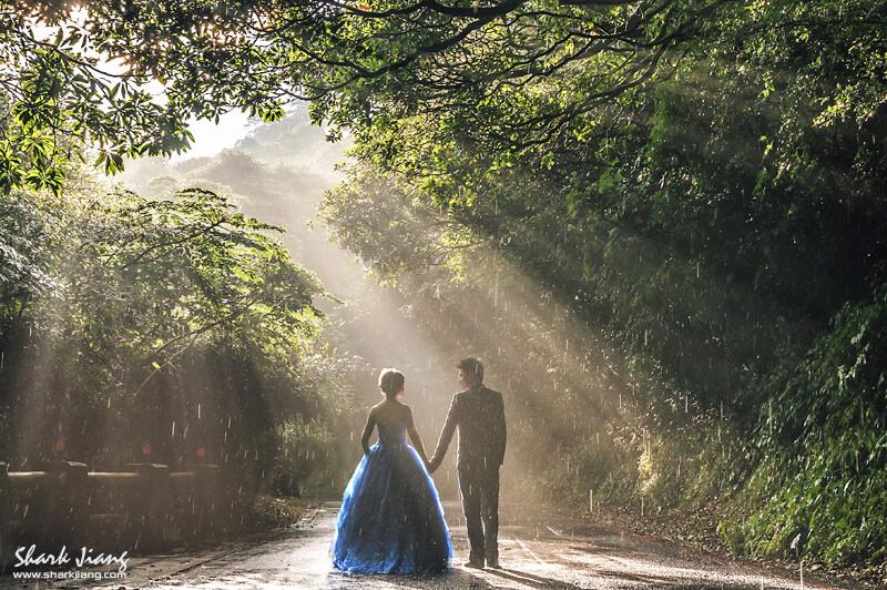 巴拉卡公路婚紗