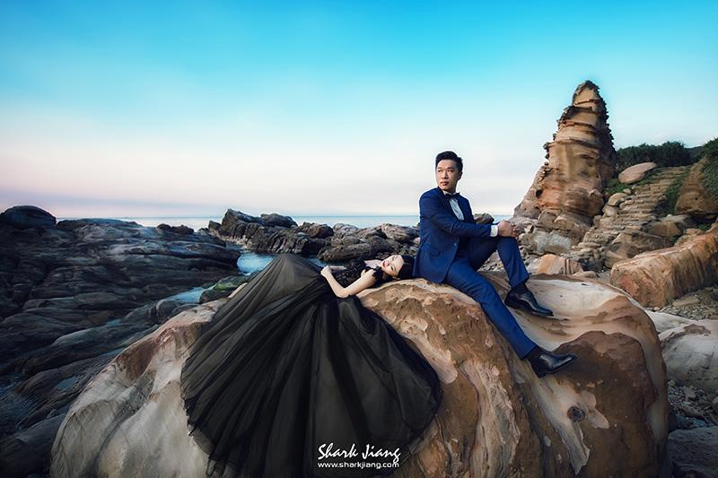 南雅奇岩婚紗照景點