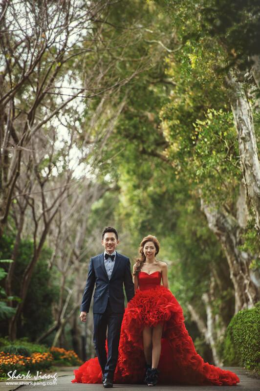 花卉試驗中心婚紗照