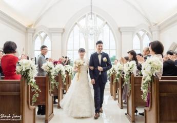 翡麗詩教堂婚禮
