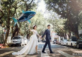 富錦街婚紗照