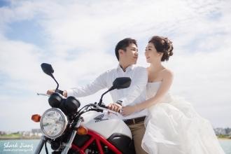 沖繩婚紗照
