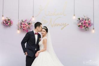 寒舍艾美婚禮攝影