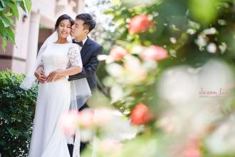維多麗亞酒店 婚禮記錄